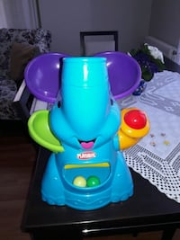 Fisher price top atan fil orjinal