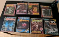 Famous Monsters of Filmland magazines! Toronto, M4Y 1B9