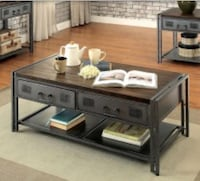 Coffee tables and accent tables  Garland