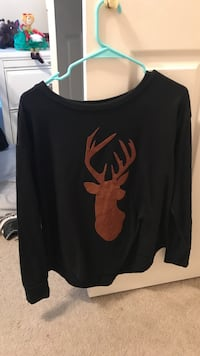Deer long sleeve