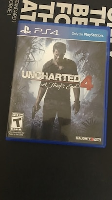 PS4 uncharted a thief's end 4