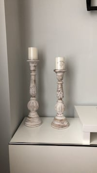 $40/pair candle holders Toronto, M3J 3C8