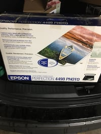 Colour scanner Epson brand new  Vaughan, L6A 4J2