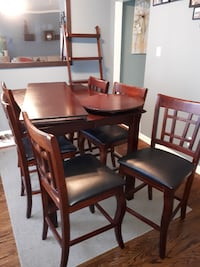 Dining room table Bar height null