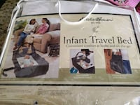 Infant Travel Bed Indio