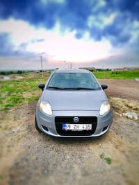 2007 Fiat Grande Punto 1.4 FIRE 77 HP ACTIVE DAB ABS AC 5K Rumeli Mh