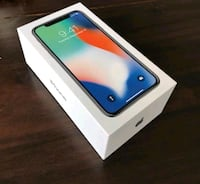 SAVE $277 SEALED iPhone X 256 GB Space Gray