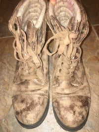 ROXY Combat Boots  Sterling Heights, 48313