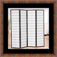 4 panel room divider Woodbridge, 22191