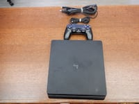 Sony PlayStation 4 Ps4 Slim 1tb Console System with 1 Controller Calgary