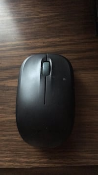black Logitech wireless computer mouse Middletown, 17057