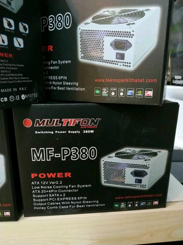 480w power supply sıfır