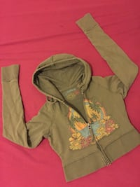 Green military hoodie jacket Ottawa, K2J