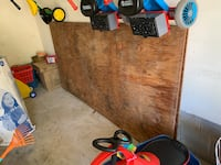2 Plywood boards Chester, 07930