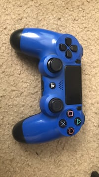 blue Sony PS4 wireless controller Hyattsville, 20785
