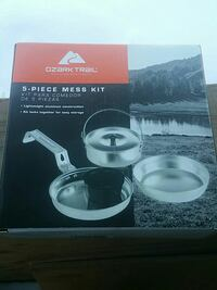 5 Piece Mess Kit (New In Box)