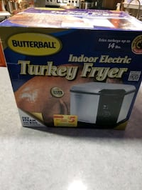 Indoor electric turkey fryer Mansura, 71350