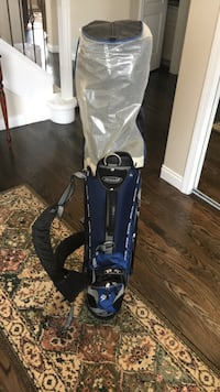 Great condition golf clubs