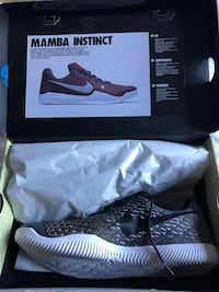 Mamba Instinct-Men-Size13 Rockville, 20853