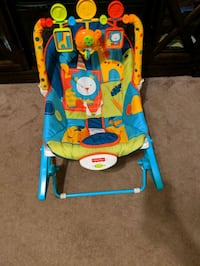 New infant to toddler rocker lounger Lemoyne, 17043