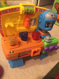 toddler's assorted plastic toys 1 km