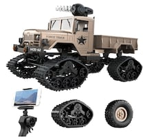 Brand New In Box RC Military Truck Off-Road Sport Cars 4WD 2.4Ghz All
