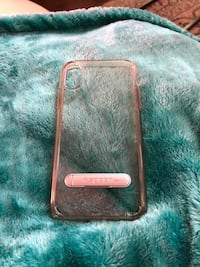 iPhone X case Madison, 35749