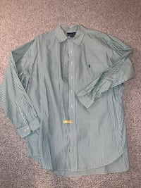 4 XL Designer Dress Shirts Alexandria, 22304