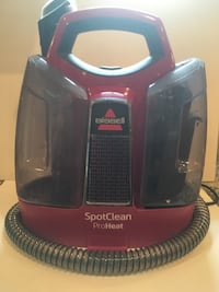 Carpet Cleaner * Bissell Spot Clean /w ProHeat * Only Used 2X Charlotte, 28270