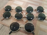 Five Round framed sunglasses Germantown
