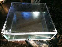 stainless steel framed glass display counter Olympia, 98512