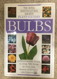 Bulbs (Royal Horticultural Society Plant Guides) / Rodney Leeds