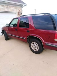 Chevrolet - S-10 Blazer - 1998 Scott, 72142