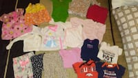 0-3 mth. Baby girl clothes part 2.