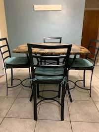 5 Piece- Kitchen Table Clifton