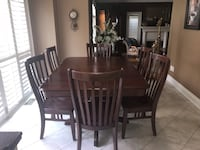 Solid Maple Canadian-made kitchen table Niagara Falls