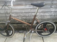 custom bike hand made one off  Surrey