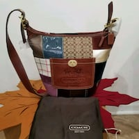 Brand New- Coach Sachel- Limited Edition Lemont