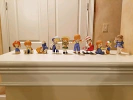 Country Cousins figurines