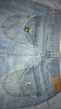 True religion jeans size 28 straight  Los Angeles, 90018