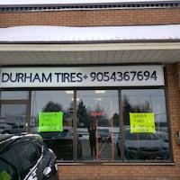New and Used Tire Sales Oshawa
