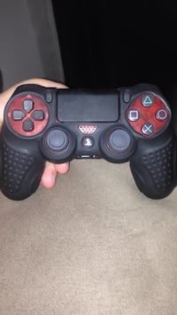 Red PS4 controller Chatham, N7L 3X8