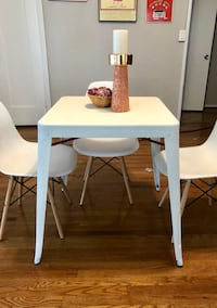 White Dining Table Los Angeles, 90036