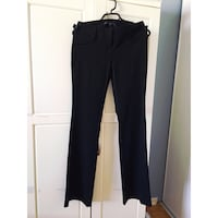 Black dynamite dress pants, size 2, like new condition  Ottawa, K1Y