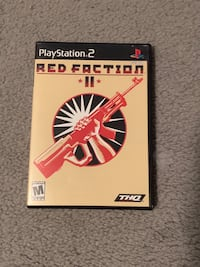 Red Faction 2 - PS2  Hamilton