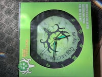 Glow in the dark bone collector clock  Innisfil, L9S 2K7