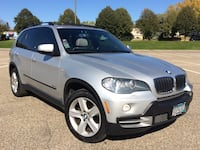 2009 BMW X5 AWD 173k Miles, sunroof, navigation, push start, heated steering and heated seats, 2 keyless fobs, new tires, 2020 tabs  Little Canada