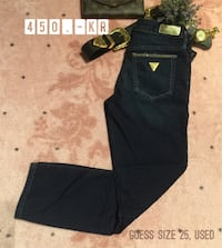 Guess jeans size 25, used  Mathopen, 5174