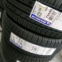 *NEW DEAL* BRAND NEW MICHELIN PREMIER A/S  SIZE: 215/55R17 PRICE: $650 Perth Amboy, 08861