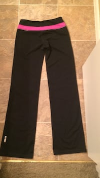 Black yoga pants size small/medium. Mission, 66202